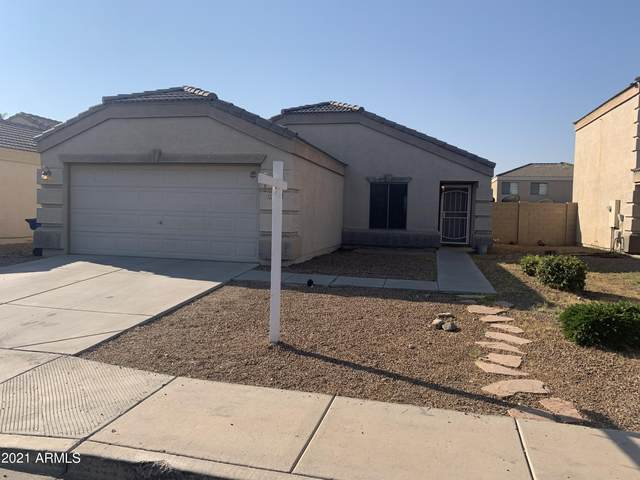 12401 W Scotts Drive, El Mirage, AZ 85335 (MLS #6294765) :: The Garcia Group