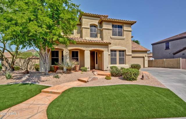 8374 W Rosewood Lane, Peoria, AZ 85383 (MLS #6294768) :: Maison DeBlanc Real Estate