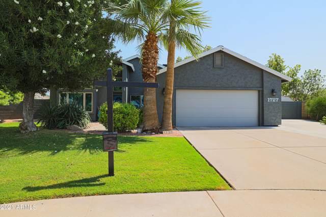 1727 W Alamo Court, Chandler, AZ 85224 (MLS #6294774) :: Keller Williams Realty Phoenix