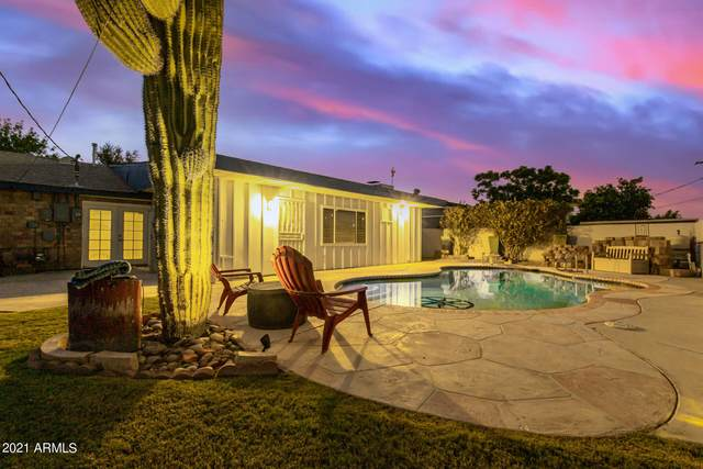 2219 N 74TH Place, Scottsdale, AZ 85257 (MLS #6294783) :: Keller Williams Realty Phoenix