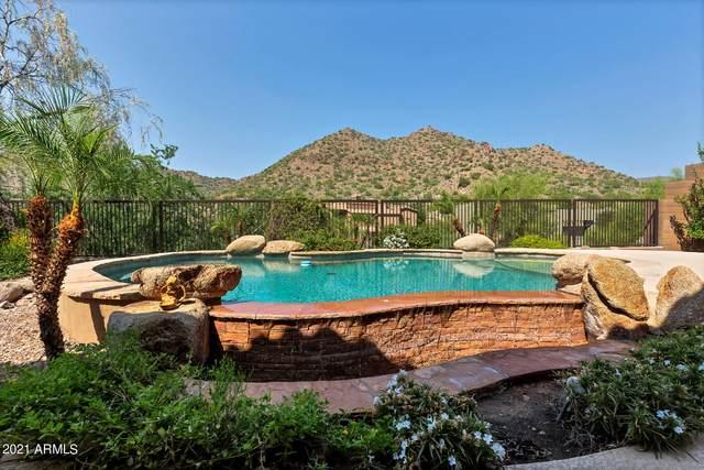 12704 N 145TH Way, Scottsdale, AZ 85259 (MLS #6294788) :: Keller Williams Realty Phoenix