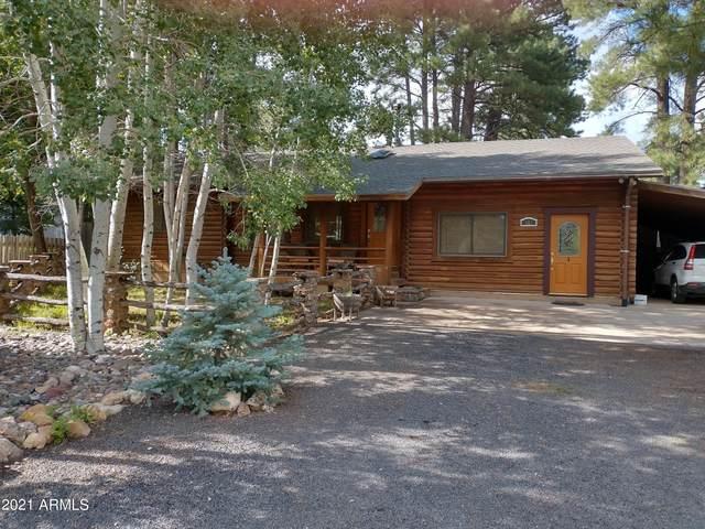 453 Dine, Flagstaff, AZ 86005 (MLS #6294791) :: Maison DeBlanc Real Estate