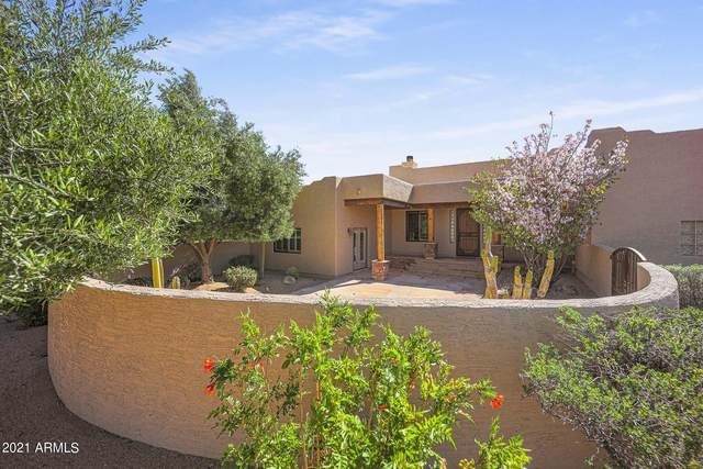 14246 E Bajada Drive, Scottsdale, AZ 85262 (MLS #6294805) :: Keller Williams Realty Phoenix