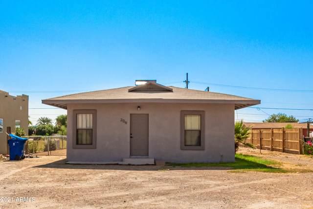 209 E Eason Avenue, Buckeye, AZ 85326 (MLS #6294809) :: Arizona Home Group