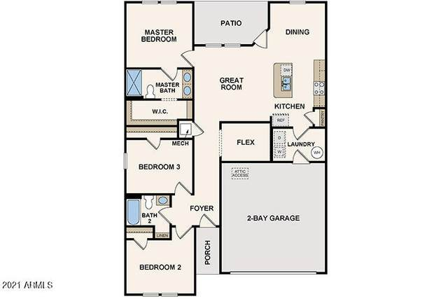 1210 W Prior Avenue, Coolidge, AZ 85128 (MLS #6294818) :: Keller Williams Realty Phoenix