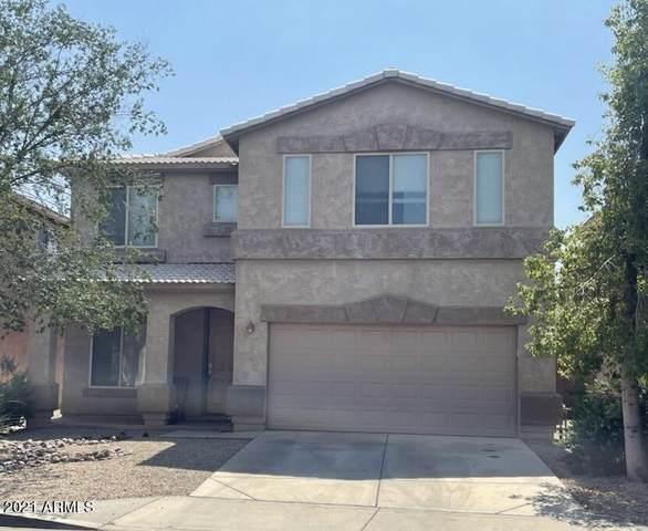 1179 E Desert Springs Way, San Tan Valley, AZ 85143 (MLS #6294823) :: Keller Williams Realty Phoenix