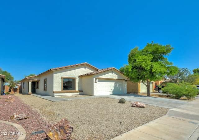 44916 W Gavilan Drive, Maricopa, AZ 85139 (MLS #6294825) :: Keller Williams Realty Phoenix