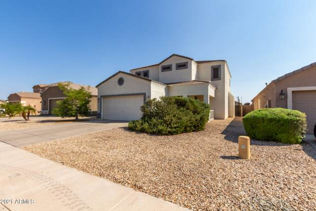 10955 W Griswold Road, Peoria, AZ 85345 (MLS #6294832) :: My Home Group