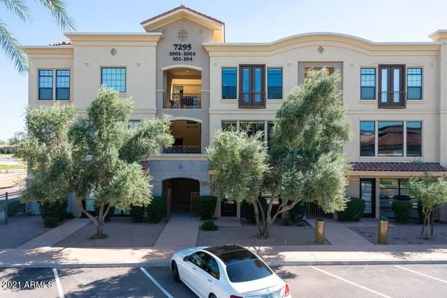 7295 N Scottsdale Road #1003, Paradise Valley, AZ 85253 (MLS #6294840) :: Keller Williams Realty Phoenix
