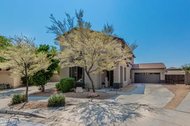 34702 N 25TH Lane, Phoenix, AZ 85086 (MLS #6294845) :: Maison DeBlanc Real Estate