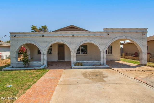 5231 S 12TH Way, Phoenix, AZ 85040 (MLS #6294853) :: Power Realty Group Model Home Center