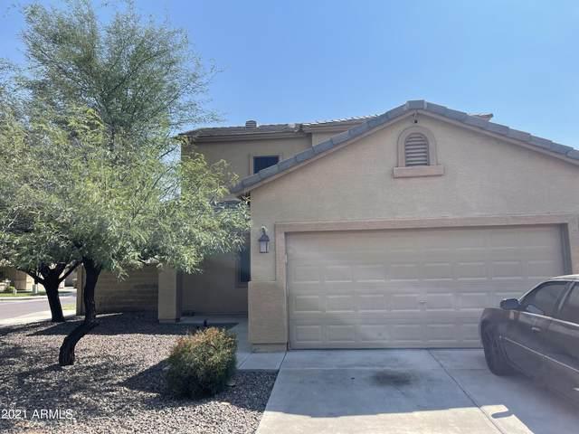 1111 W Carson Road, Phoenix, AZ 85041 (MLS #6294862) :: Power Realty Group Model Home Center
