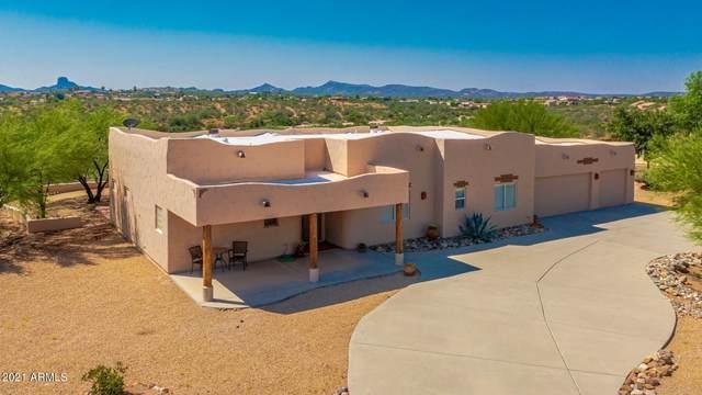 2185 W Highridge Road, Wickenburg, AZ 85390 (MLS #6294874) :: Synergy Real Estate Partners