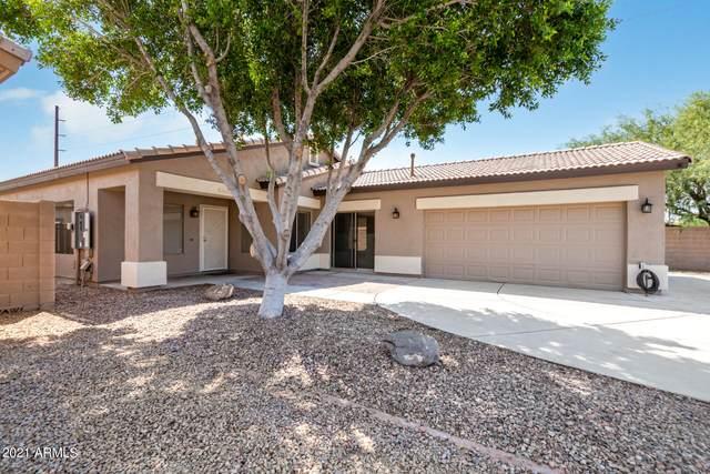 6637 W Honeysuckle Drive, Phoenix, AZ 85083 (MLS #6294880) :: Maison DeBlanc Real Estate