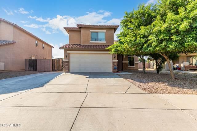 618 S 111TH Lane, Avondale, AZ 85323 (MLS #6294887) :: The Laughton Team