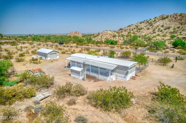 116 N Liebre Road, Maricopa, AZ 85139 (MLS #6294890) :: Yost Realty Group at RE/MAX Casa Grande