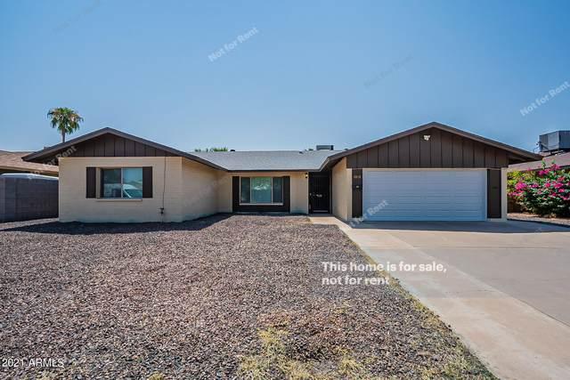 1045 E Frost Drive, Tempe, AZ 85282 (MLS #6294910) :: Elite Home Advisors