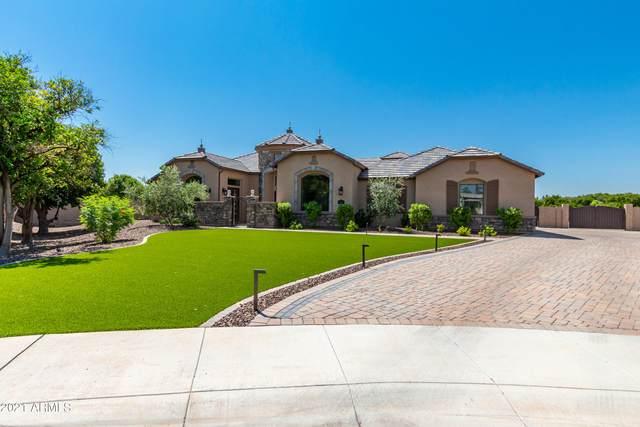 4113 E Nora Circle, Mesa, AZ 85215 (MLS #6294920) :: Devor Real Estate Associates