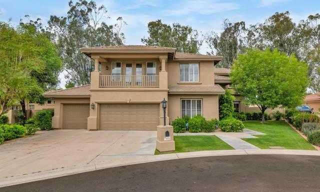 4150 N 49TH Street, Phoenix, AZ 85018 (MLS #6294921) :: Zolin Group