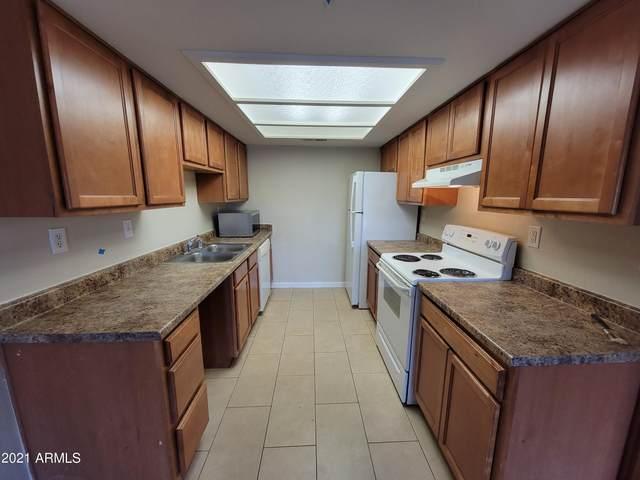 16602 N 25TH Street #216, Phoenix, AZ 85032 (MLS #6294928) :: Yost Realty Group at RE/MAX Casa Grande