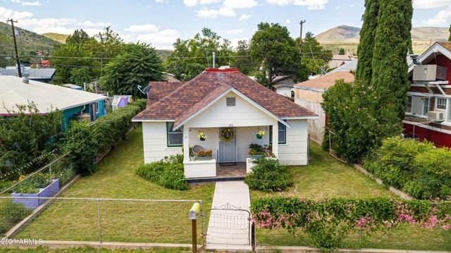 411 Hovland Street, Bisbee, AZ 85603 (MLS #6294952) :: Elite Home Advisors