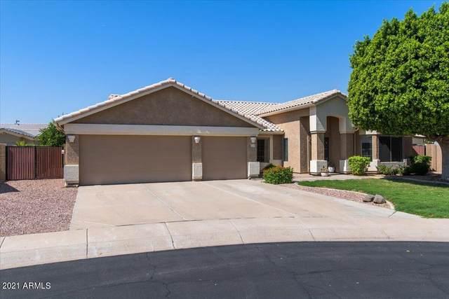 723 W Leah Court, Gilbert, AZ 85233 (MLS #6294954) :: The Daniel Montez Real Estate Group
