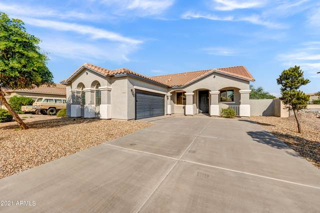 21073 S 214th Place, Queen Creek, AZ 85142 (MLS #6294966) :: My Home Group