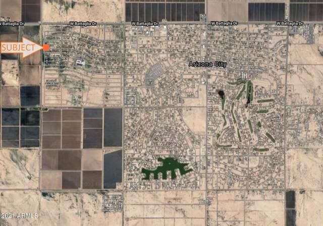 12776 W Lobo Drive, Arizona City, AZ 85123 (MLS #6294968) :: Yost Realty Group at RE/MAX Casa Grande