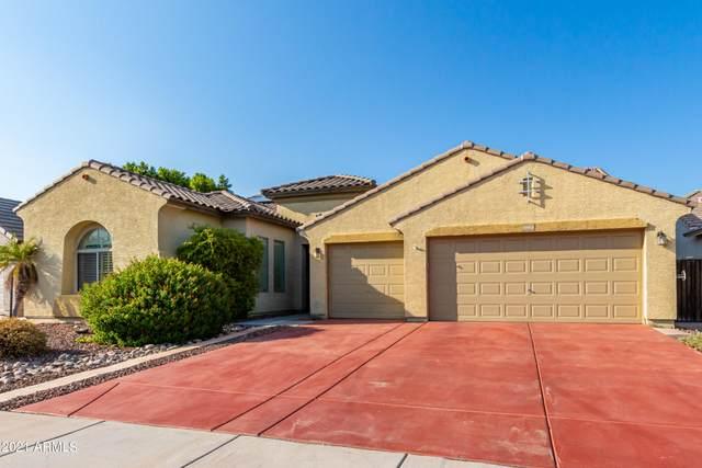 11912 W Jessie Lane, Sun City, AZ 85373 (MLS #6294988) :: Maison DeBlanc Real Estate