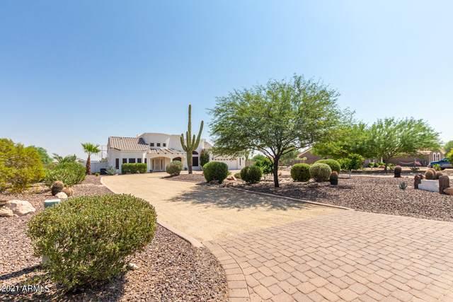 5149 N 200TH Avenue, Litchfield Park, AZ 85340 (MLS #6294998) :: Executive Realty Advisors