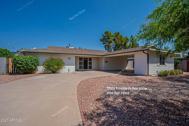 718 E Loyola Drive, Tempe, AZ 85282 (MLS #6295007) :: Midland Real Estate Alliance