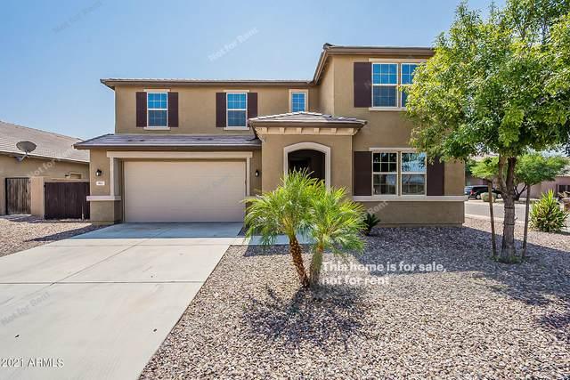 903 W Desert Glen Drive, San Tan Valley, AZ 85143 (MLS #6295011) :: The Copa Team | The Maricopa Real Estate Company