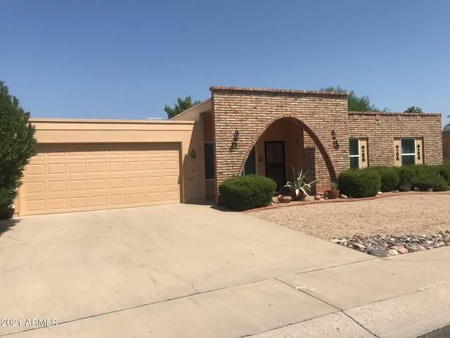 16021 N Nicklaus Lane, Sun City, AZ 85351 (MLS #6295015) :: The Laughton Team