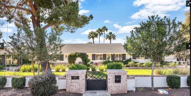 4857 E Lafayette Boulevard, Phoenix, AZ 85018 (MLS #6295044) :: Devor Real Estate Associates