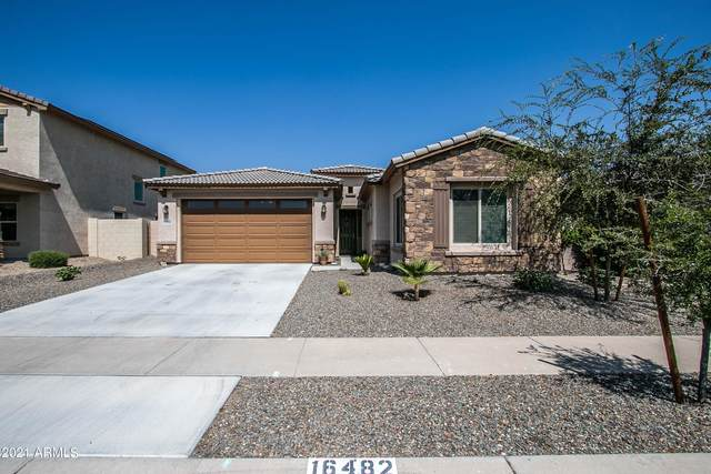 16482 W Lariat Lane, Surprise, AZ 85387 (MLS #6295047) :: Maison DeBlanc Real Estate