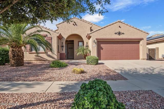 15438 W Ventura Street, Surprise, AZ 85379 (MLS #6295055) :: Maison DeBlanc Real Estate