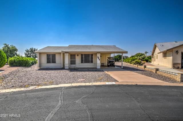 948 S Eagle Circle, Mesa, AZ 85208 (MLS #6295061) :: Yost Realty Group at RE/MAX Casa Grande