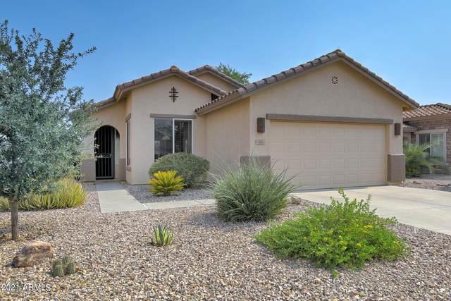 22951 W Arrow Drive, Buckeye, AZ 85326 (MLS #6295079) :: Maison DeBlanc Real Estate