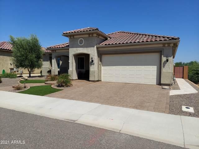 26548 W Cat Balue Drive, Buckeye, AZ 85396 (MLS #6295102) :: Maison DeBlanc Real Estate