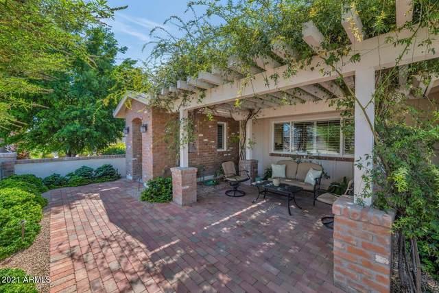 8525 E Mulberry Street, Scottsdale, AZ 85251 (MLS #6295104) :: Klaus Team Real Estate Solutions