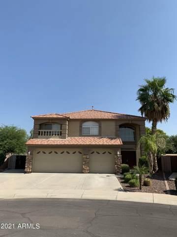 14121 N 156TH Court, Surprise, AZ 85379 (MLS #6295108) :: Maison DeBlanc Real Estate