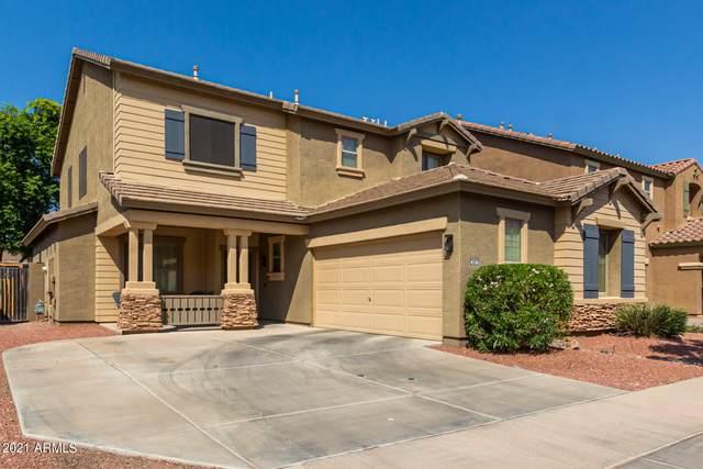 4536 E Franklin Avenue, Gilbert, AZ 85295 (MLS #6295123) :: The Garcia Group