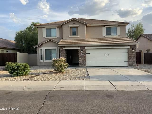 24943 W Huntington Drive, Buckeye, AZ 85326 (MLS #6295137) :: Arizona Home Group