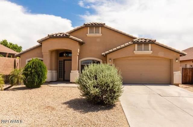 28916 N Nobel Road, Phoenix, AZ 85085 (MLS #6295138) :: Maison DeBlanc Real Estate