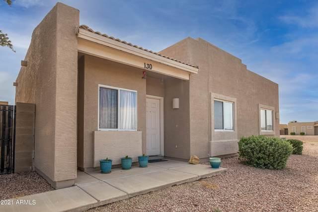 2300 E Magma Road #130, San Tan Valley, AZ 85143 (MLS #6295140) :: Yost Realty Group at RE/MAX Casa Grande