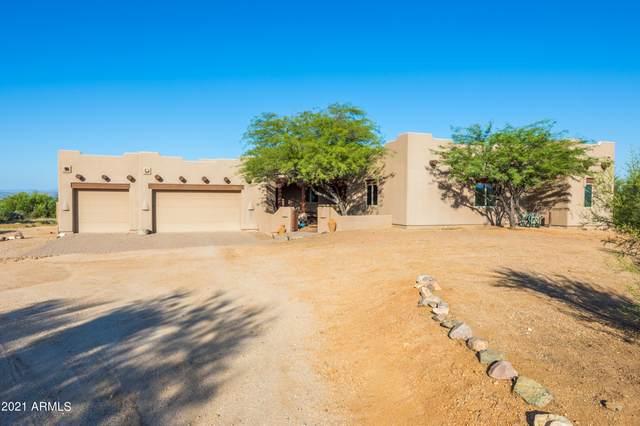 26811 N 137TH Street, Scottsdale, AZ 85262 (MLS #6295150) :: Executive Realty Advisors