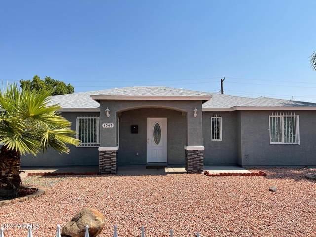 4547 N 51ST Avenue, Phoenix, AZ 85031 (MLS #6295152) :: Elite Home Advisors