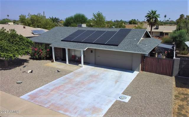 19601 N Signal Butte Circle, Sun City, AZ 85373 (MLS #6295153) :: Maison DeBlanc Real Estate