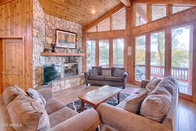 902 Lakeshore Drive, Lakeside, AZ 85929 (MLS #6295165) :: Elite Home Advisors