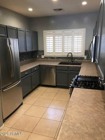 205 N 74th Street #119, Mesa, AZ 85207 (MLS #6295166) :: The Laughton Team